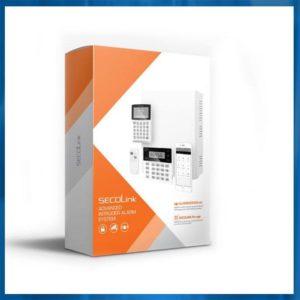 kit Alarme Secolink filaire avec GSM