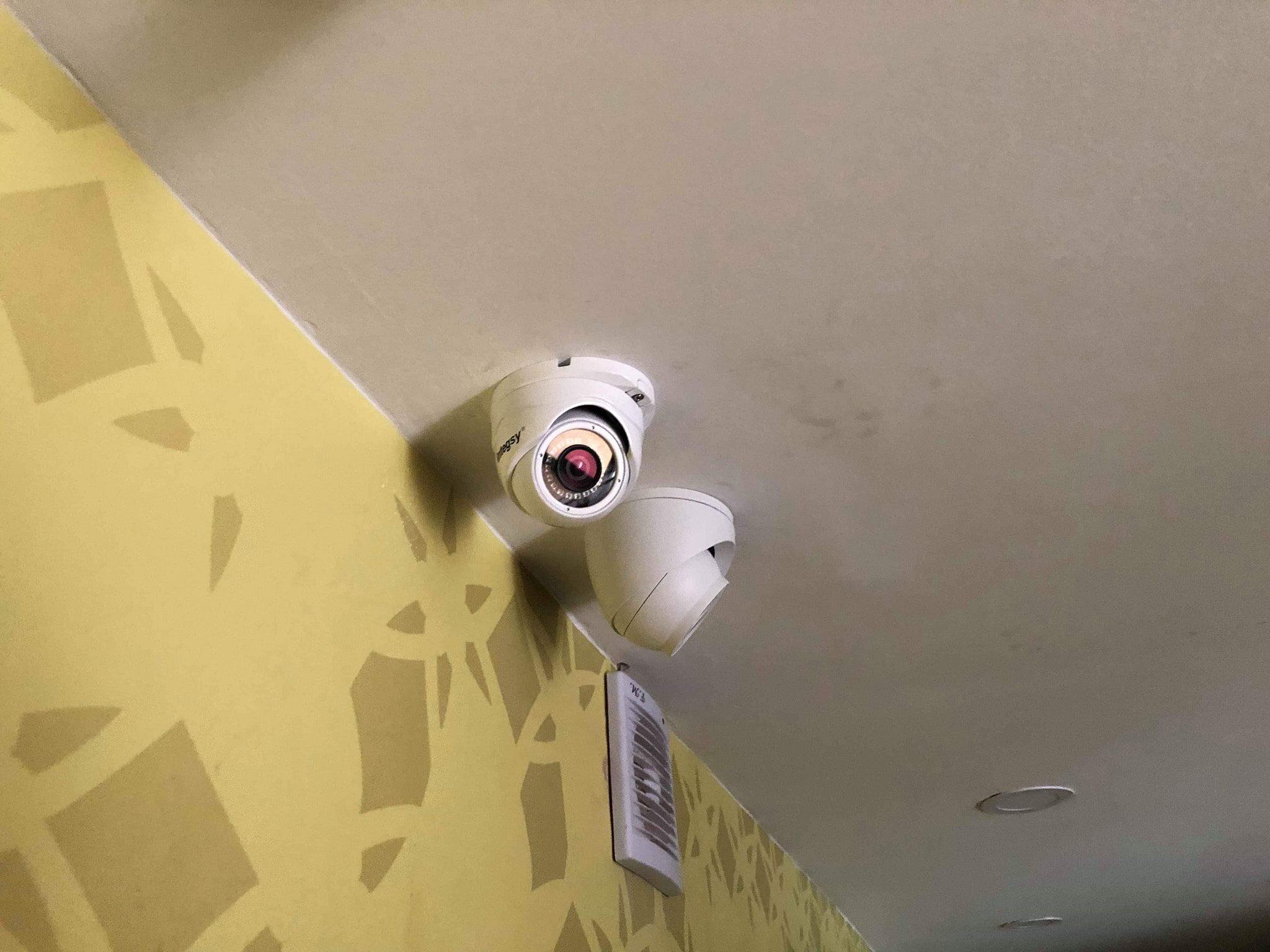 Installation Vidéosurveillance