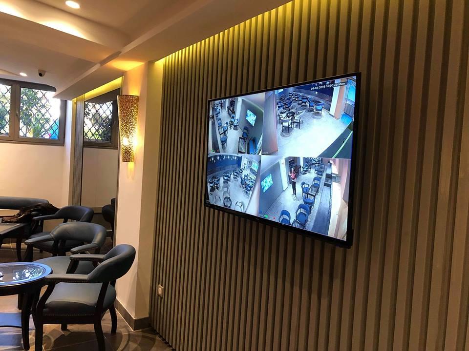 Installation cameras   sonorisation   distribution vidéo_HD  