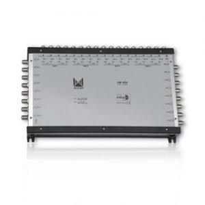 Multiswitch Alcad 4SAT/16Sorties MB404
