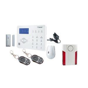 kit alarme sans fil focus avec wifi