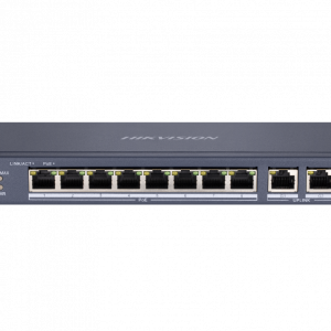 Switch Poe Hikvision 8 ports DS-3E0310P-E/M